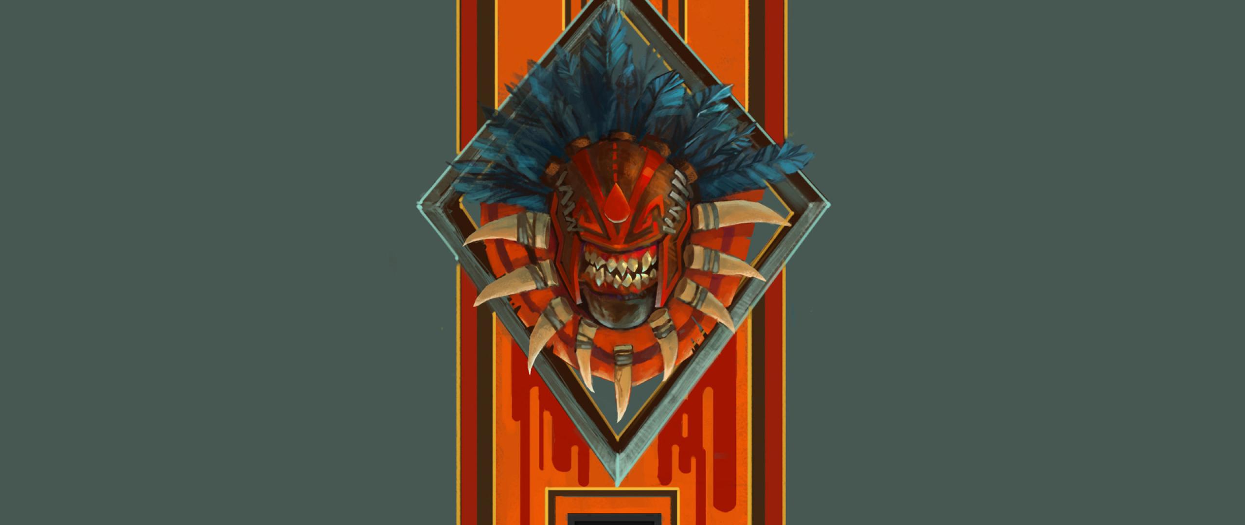 Strygwyr Bloodseeker Dota 2 Full HD Wallpaper