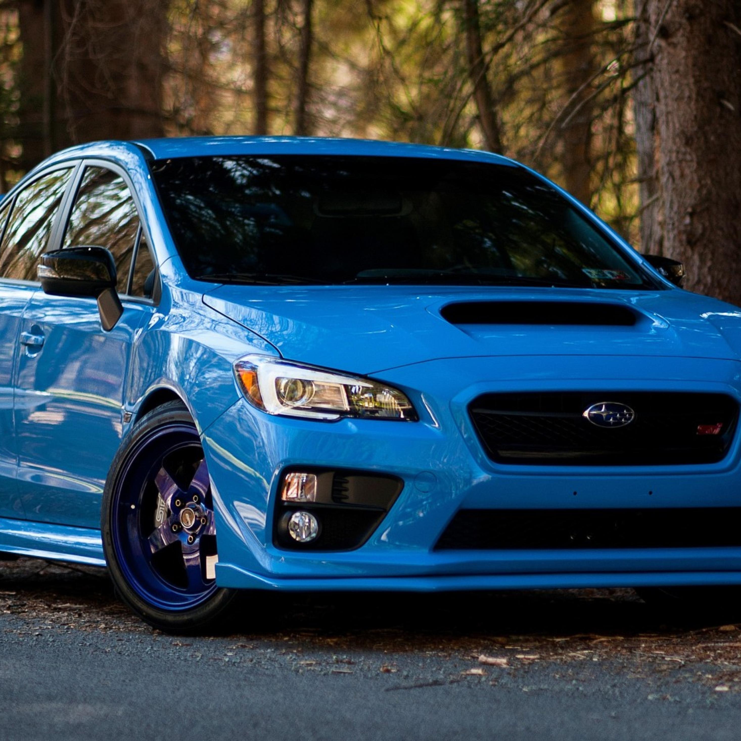 Subaru Car Wallpaper: Subaru, Wrx, Sti, Full HD Wallpaper