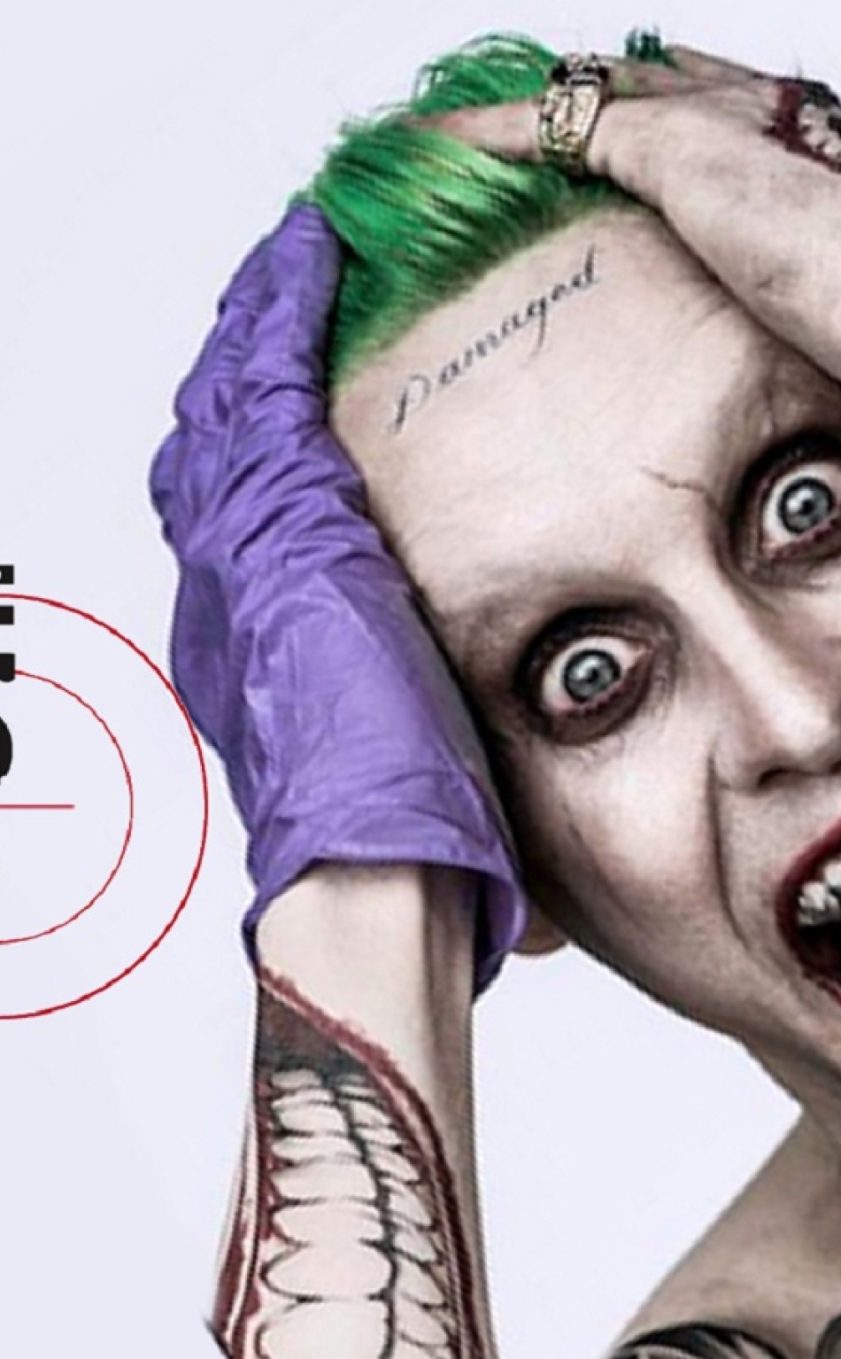 Joker Wallpaper Iphone X