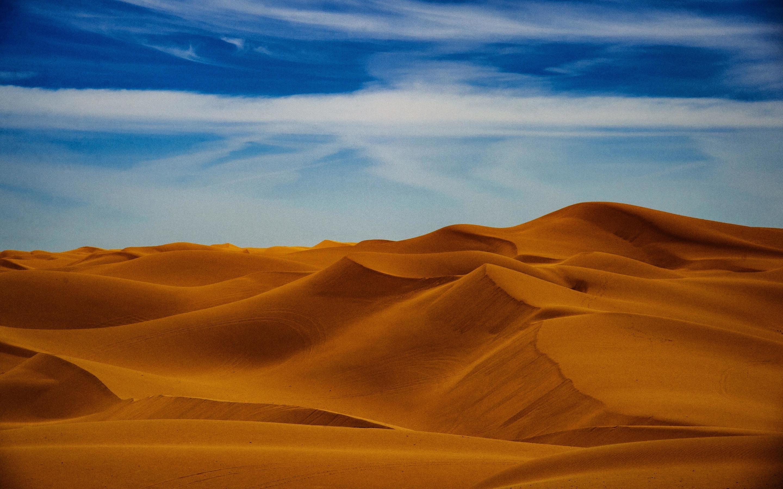 2880x1800 Sunny Day In Desert 4K Macbook Pro Retina ...