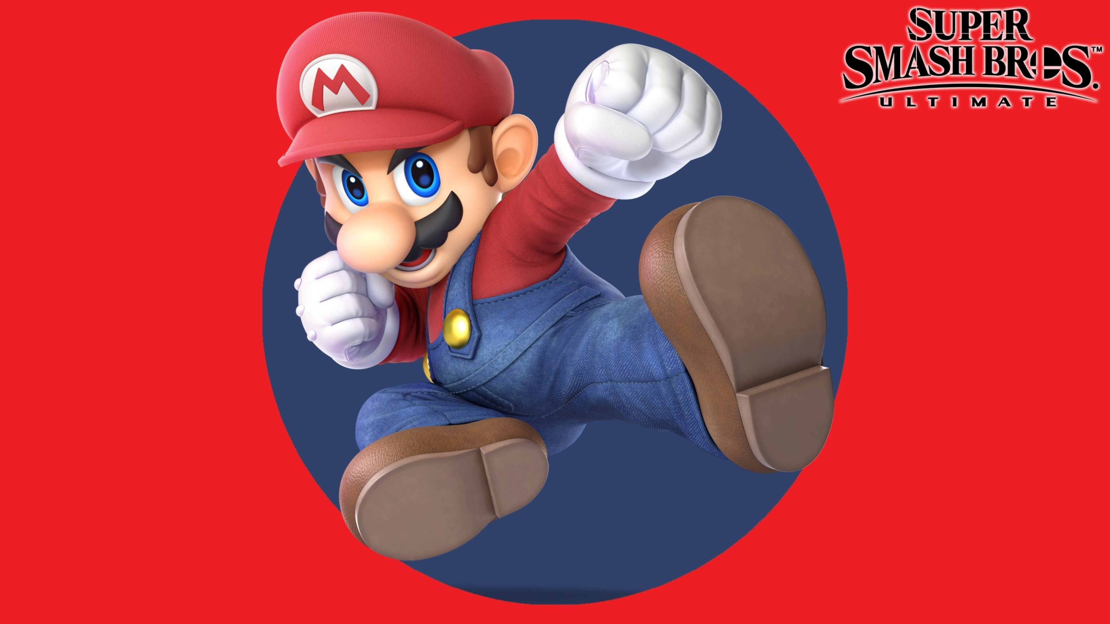 3840x2160 Super Mario Super Smash Bros Ultimate 4k Wallpaper