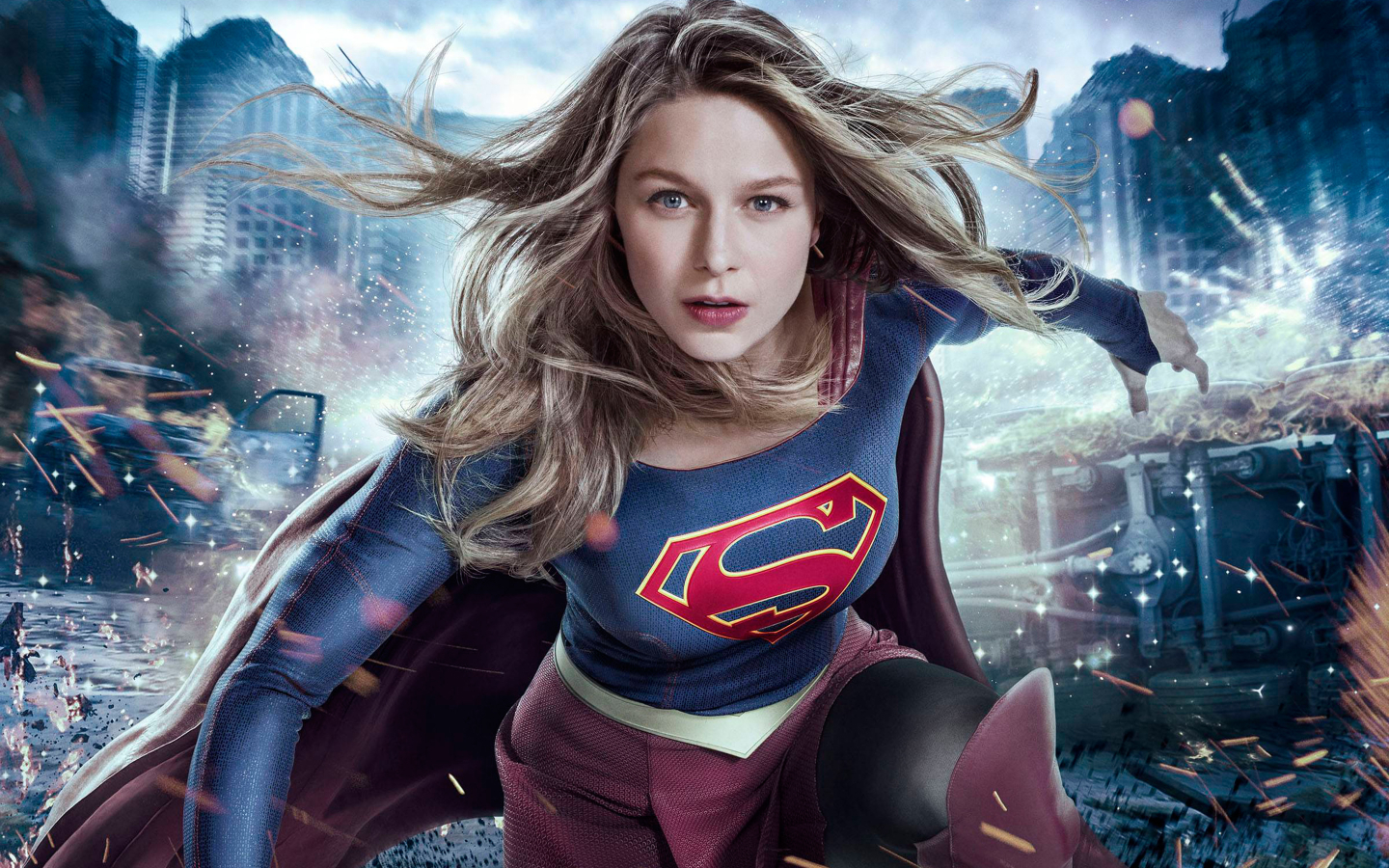 1440x900 Supergirl Tv Show 1440x900 Resolution HD 4k Wallpapers ...