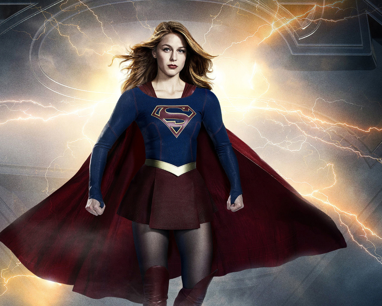 X2 Poster Supergirl Season 3 Pos...