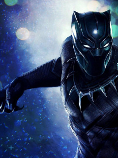 240x320 Superhero Black Panther Android Mobile Nokia 230 Nokia 215 Samsung Xcover 550 Lg G350 Wallpaper Hd Movies 4k Wallpapers Images Photos And Background