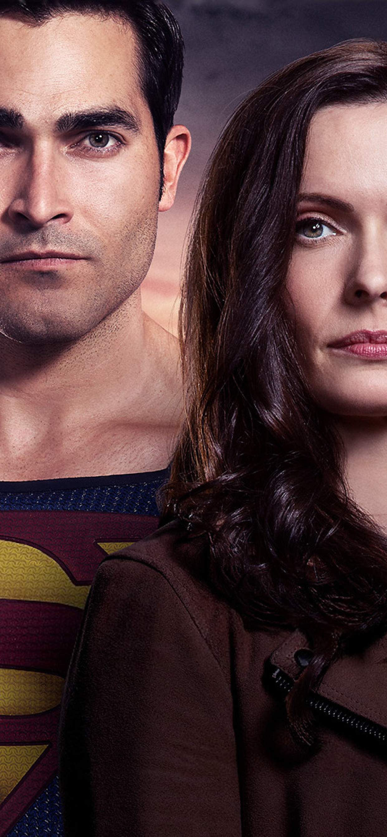 Superman & Lois 2020 Wallpaper in 1242x2688 Resolution