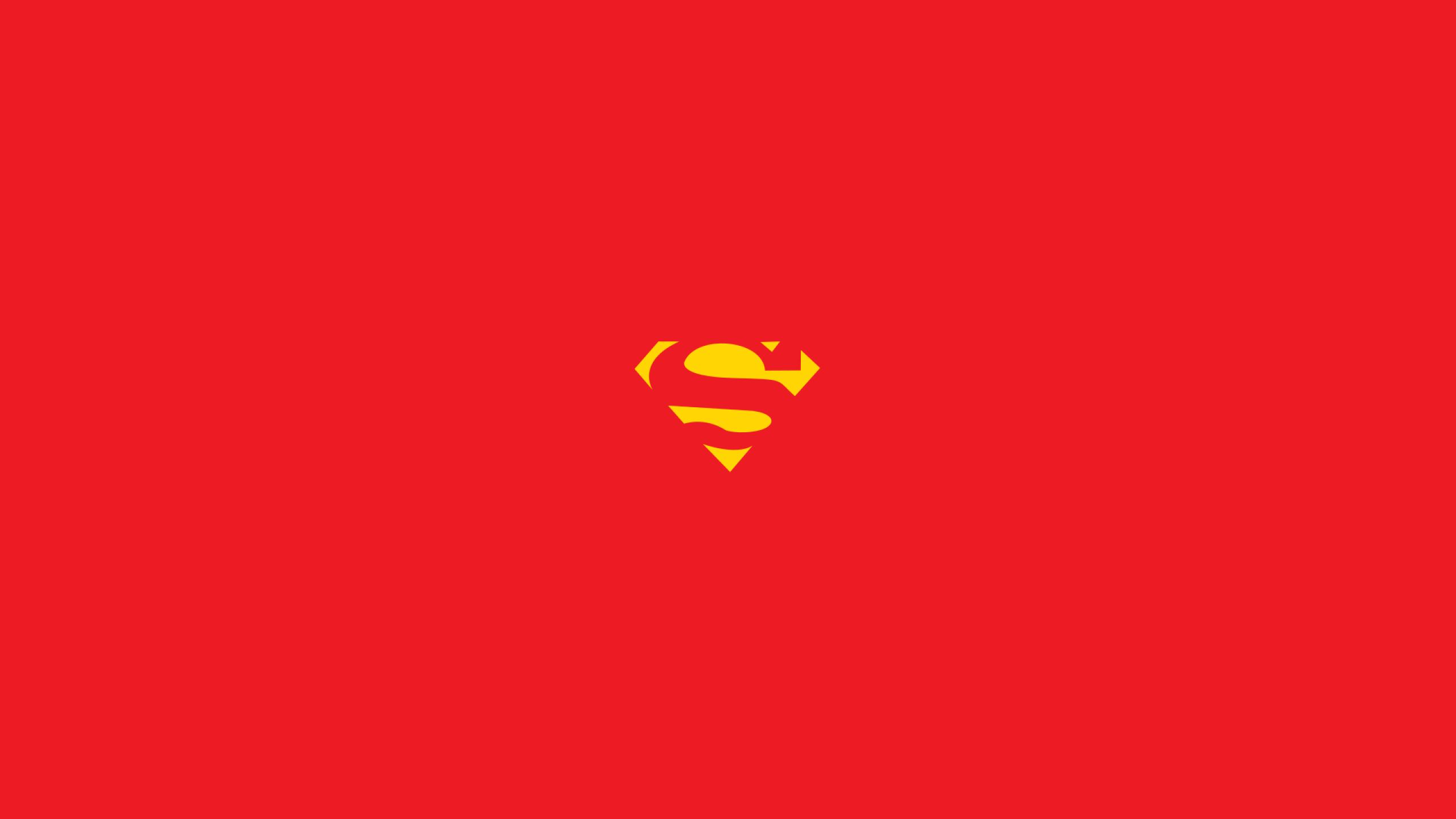 Minimal Logo 1440P Resolution Wallpaper