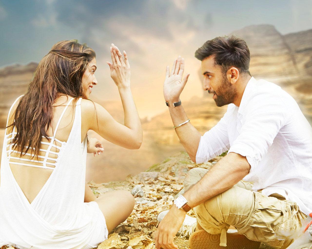 Tamasha Ranbir Kapoor And Deepika Padukone Wallpaper, HD ...