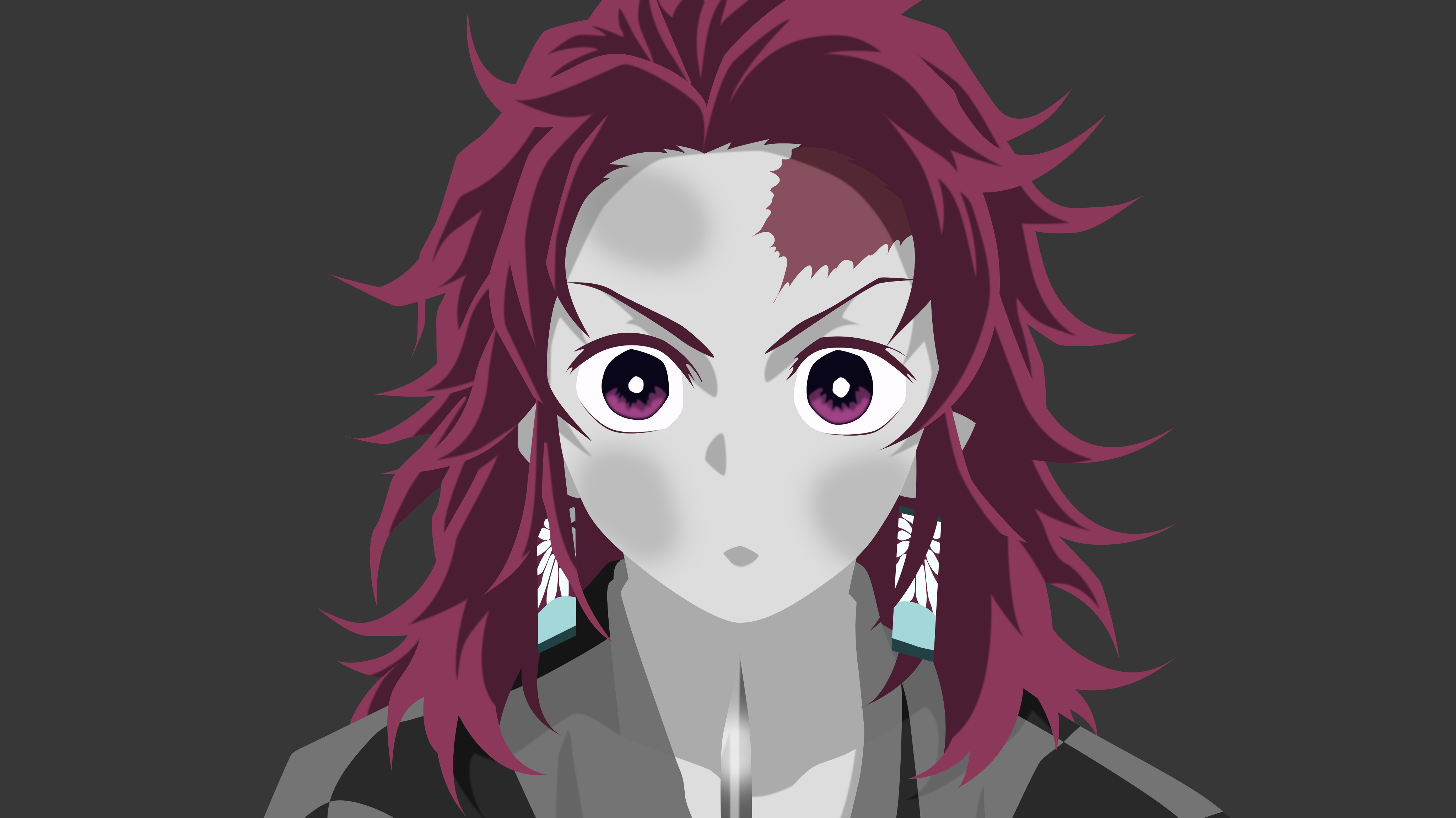 Happy Birthday Tanjiro! | Anime images, Anime, Art