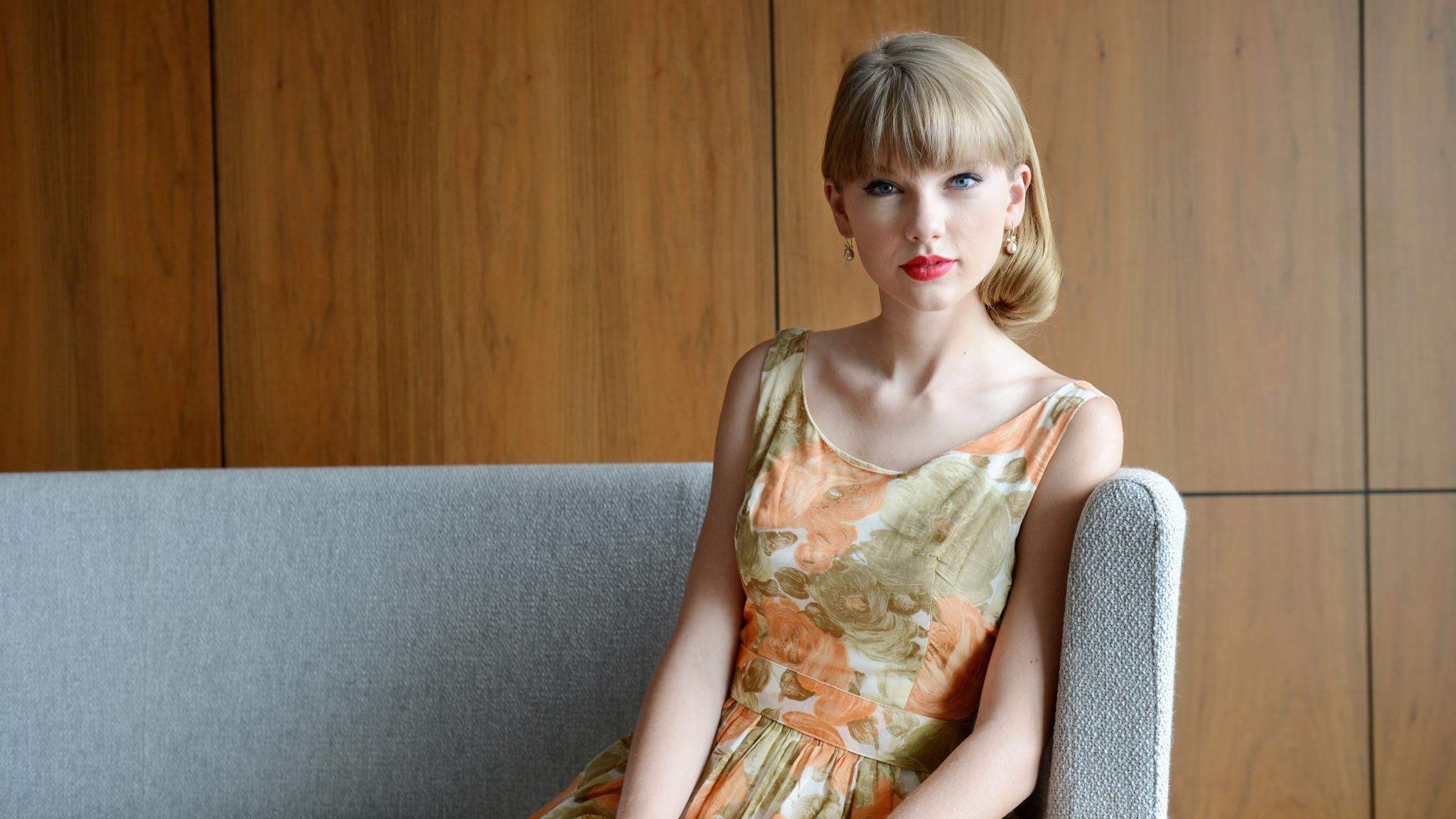 Taylor Swift For Aap Photoshoot Hd 4k Wallpaper