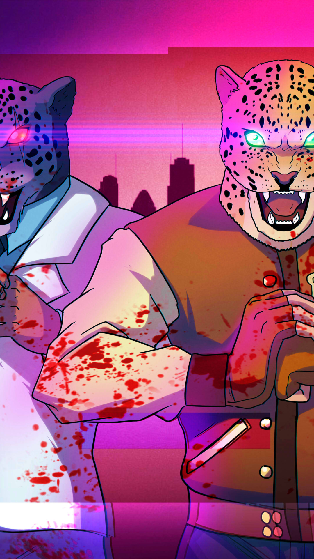 1080x1920 Tekken Hotline Miami Armor King Iphone 7 6s 6 Plus And Pixel Xl One Plus 3 3t 5 Wallpaper Hd Games 4k Wallpapers Images Photos And Background