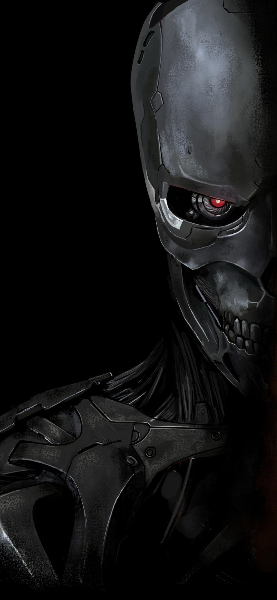 Terminator Cobra Iphone Wallpaper