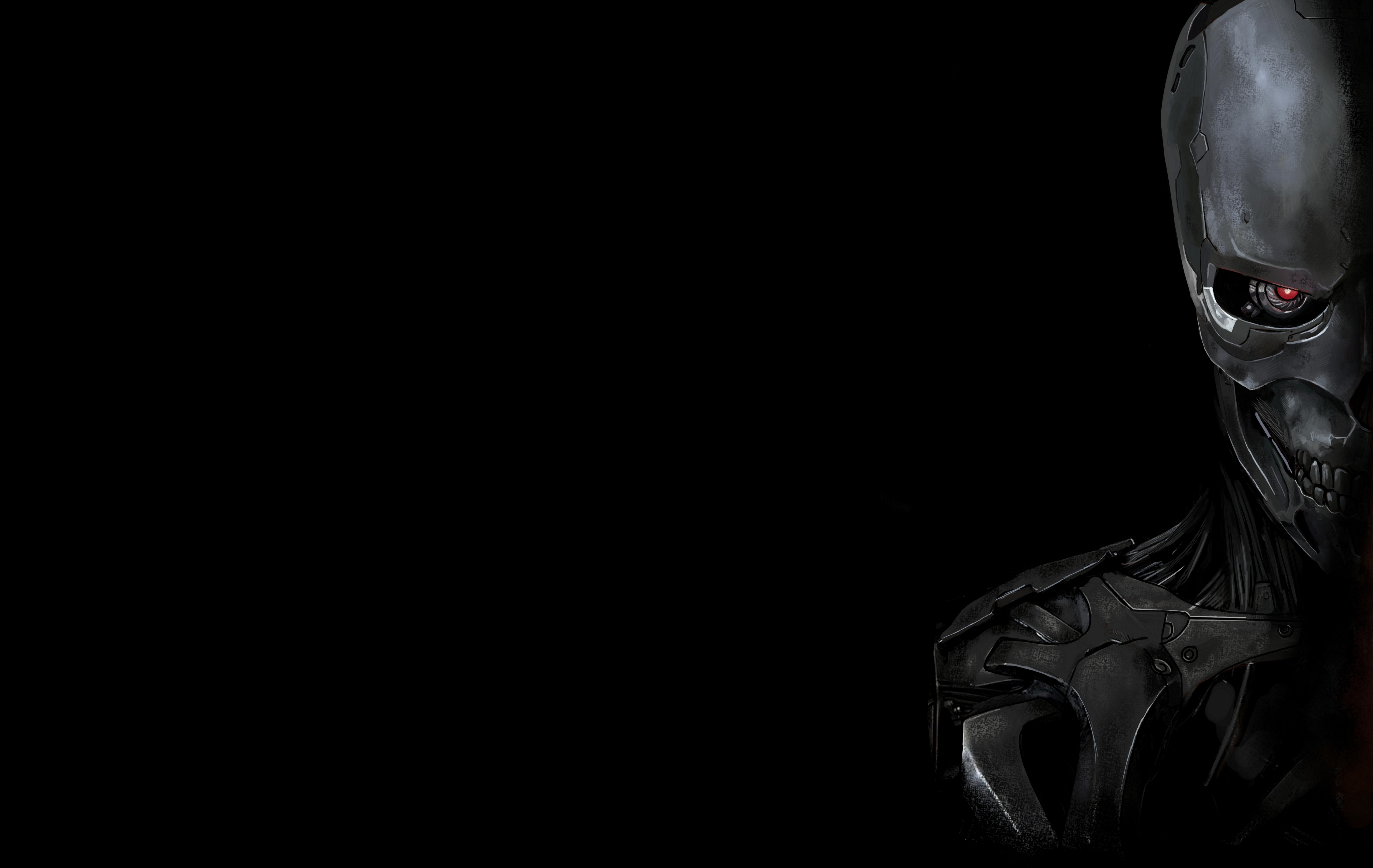 1280x1024 Terminator Dark Fate 4K 8K