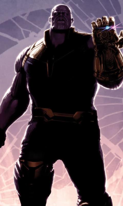 X2 Poster Thanos Avengers Infini...