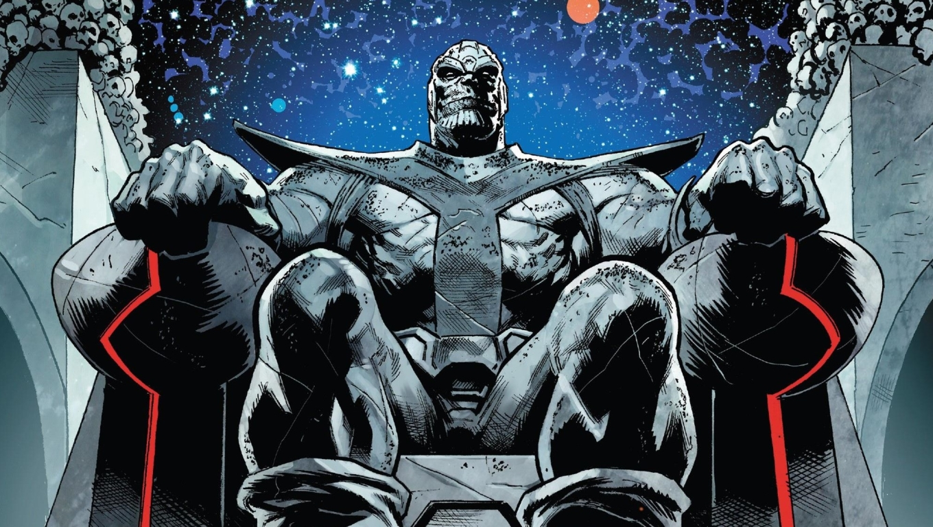 1360x768 Thanos Comic Book Marvel Desktop Laptop Hd