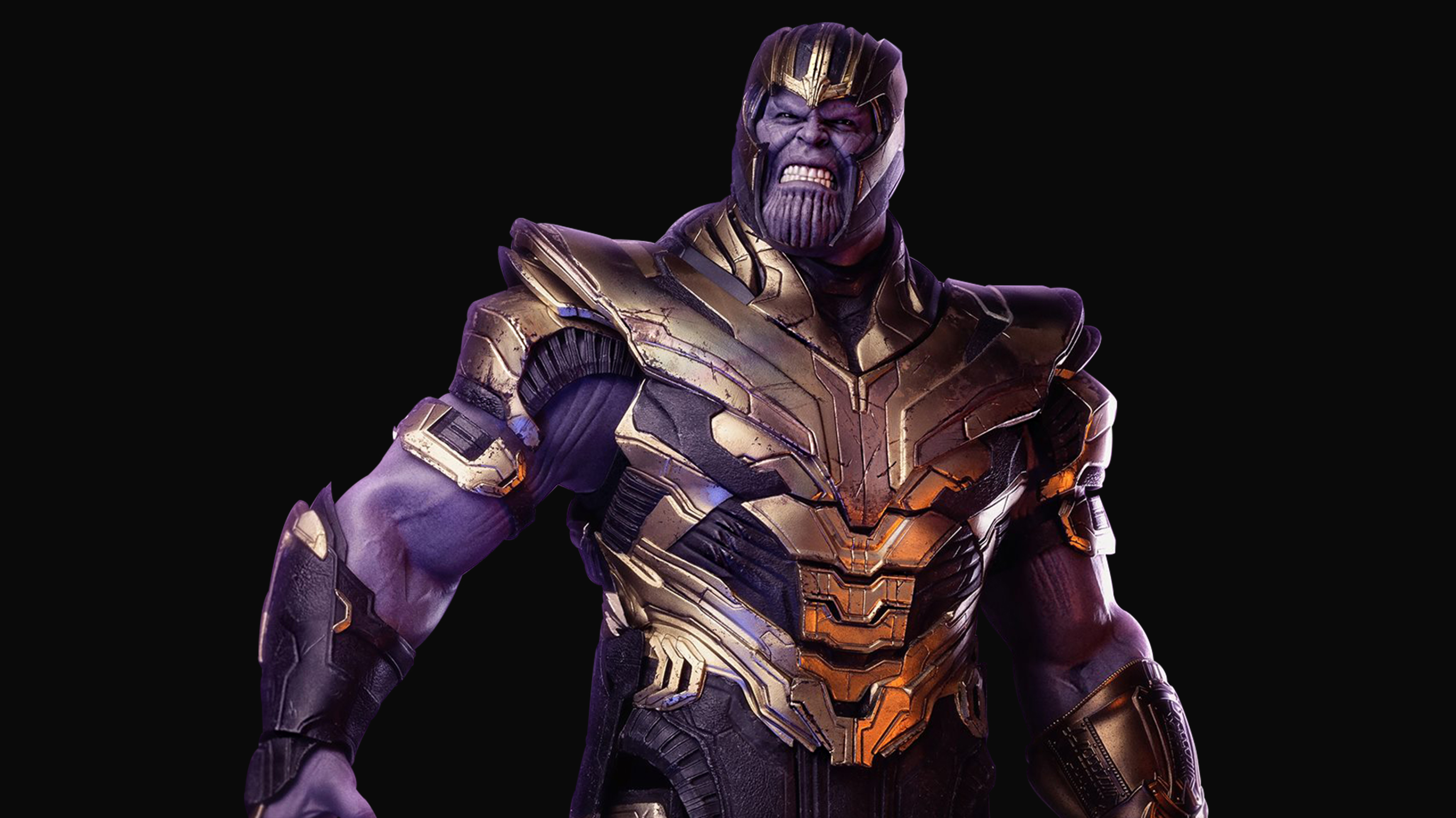 3840x2160 Thanos In Avengers Endgame 4k Wallpaper Hd Movies