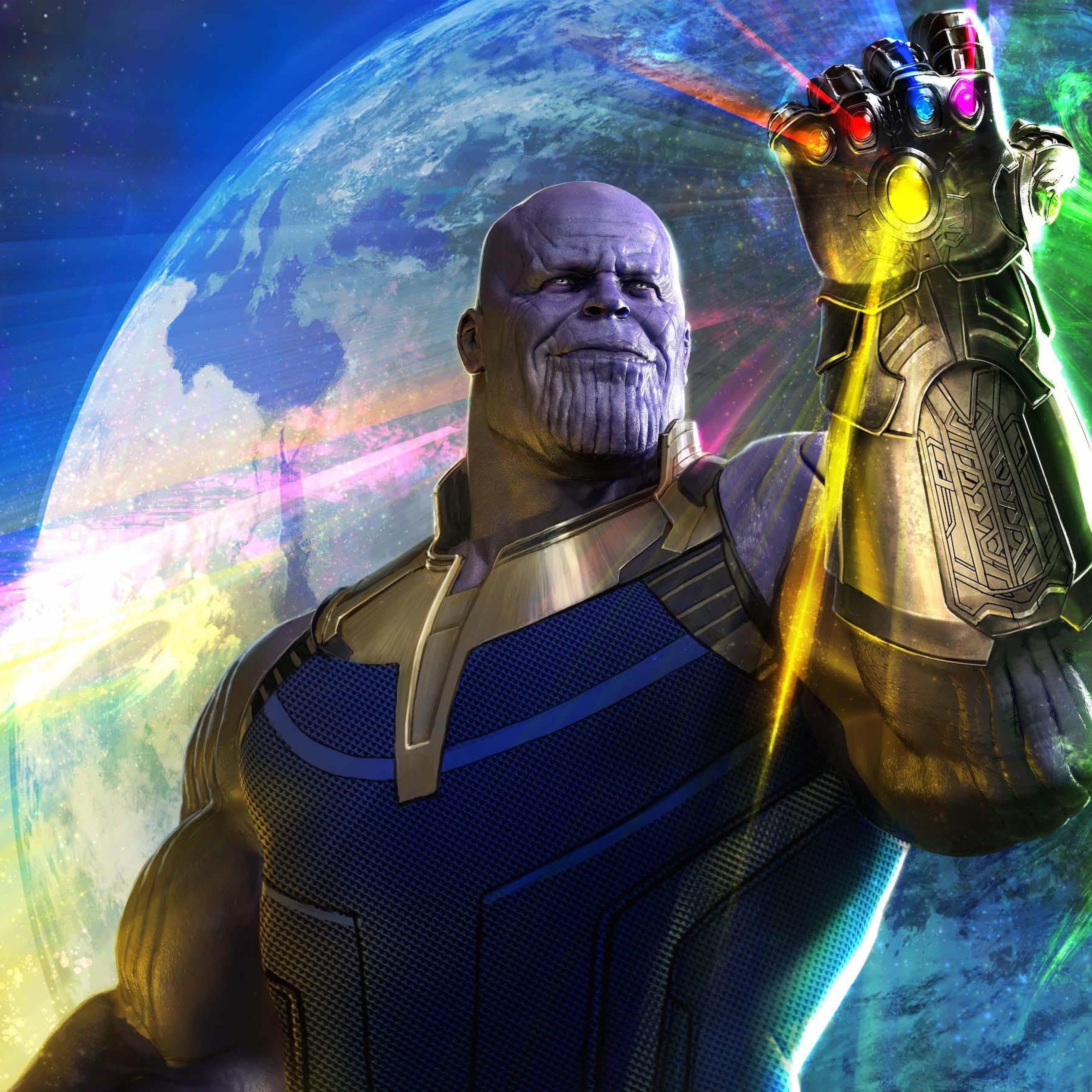 Tesla Model S 4k Hd Desktop Wallpaper For 4k Ultra Hd Tv: Download Thanos In Avengers Infinity War 2932x2932