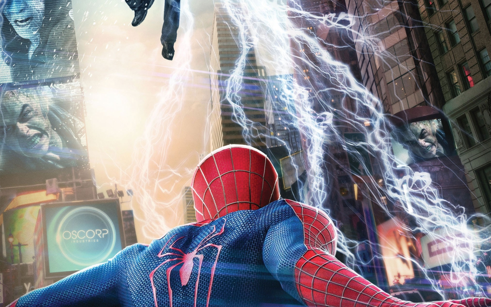 Download The Amazing Spider-man 2 Hq Photoshoot 1680x1050