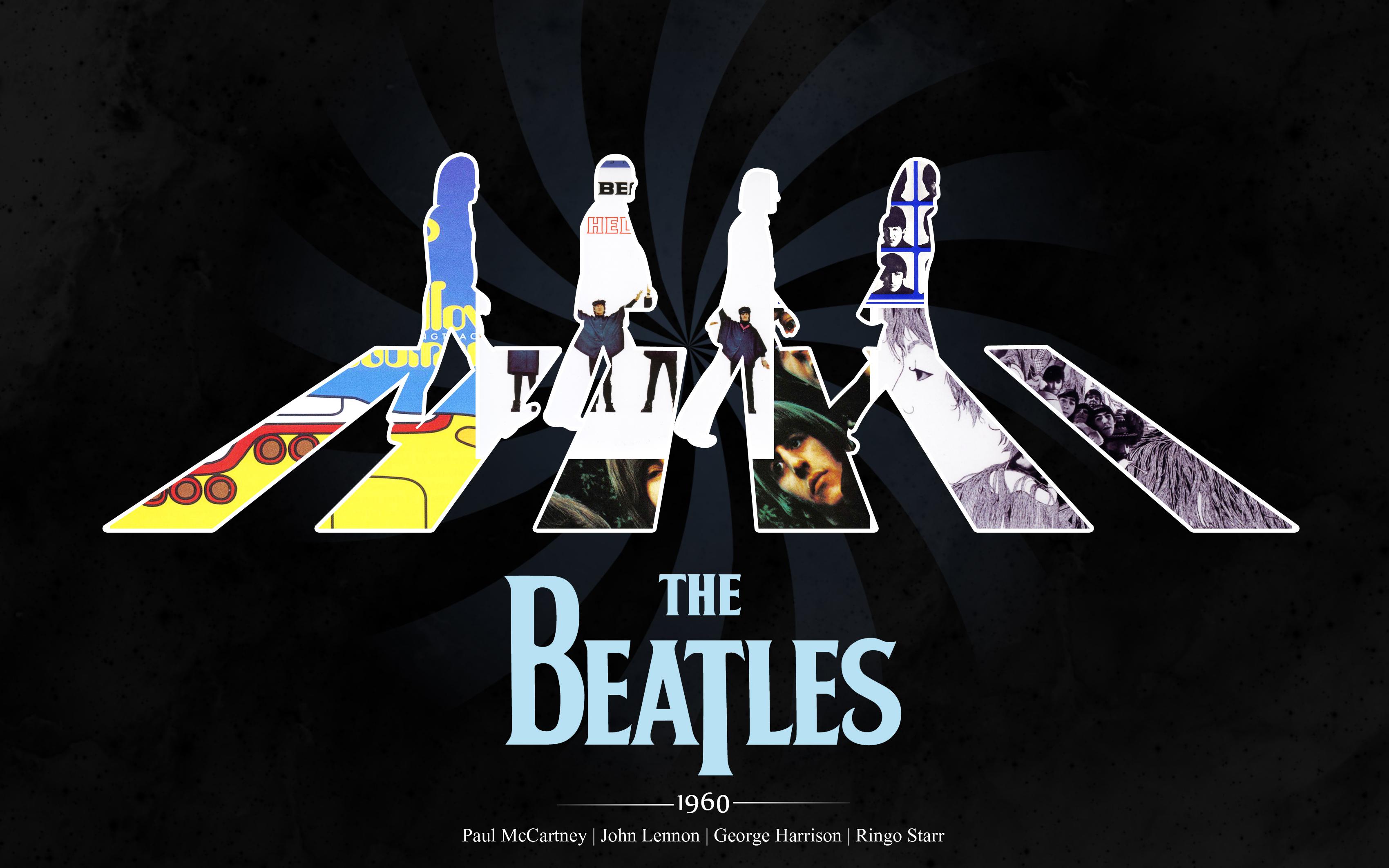 1242x2688 The Beatles Iphone Xs Max Wallpaper Hd Music 4k