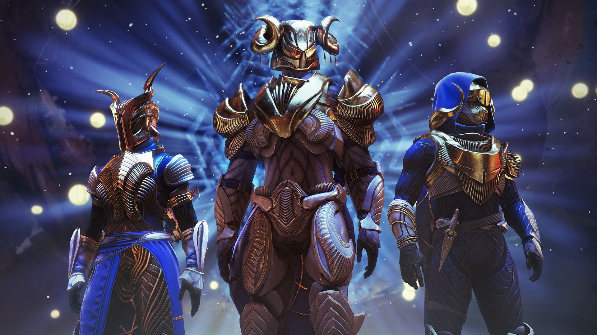 The Dawning Destiny 2 Wallpaper, HD