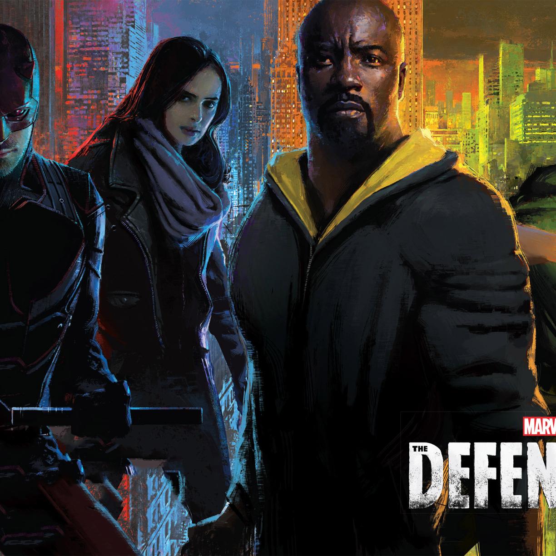 The Defenders Tv Show, Full HD 2K Wallpaper