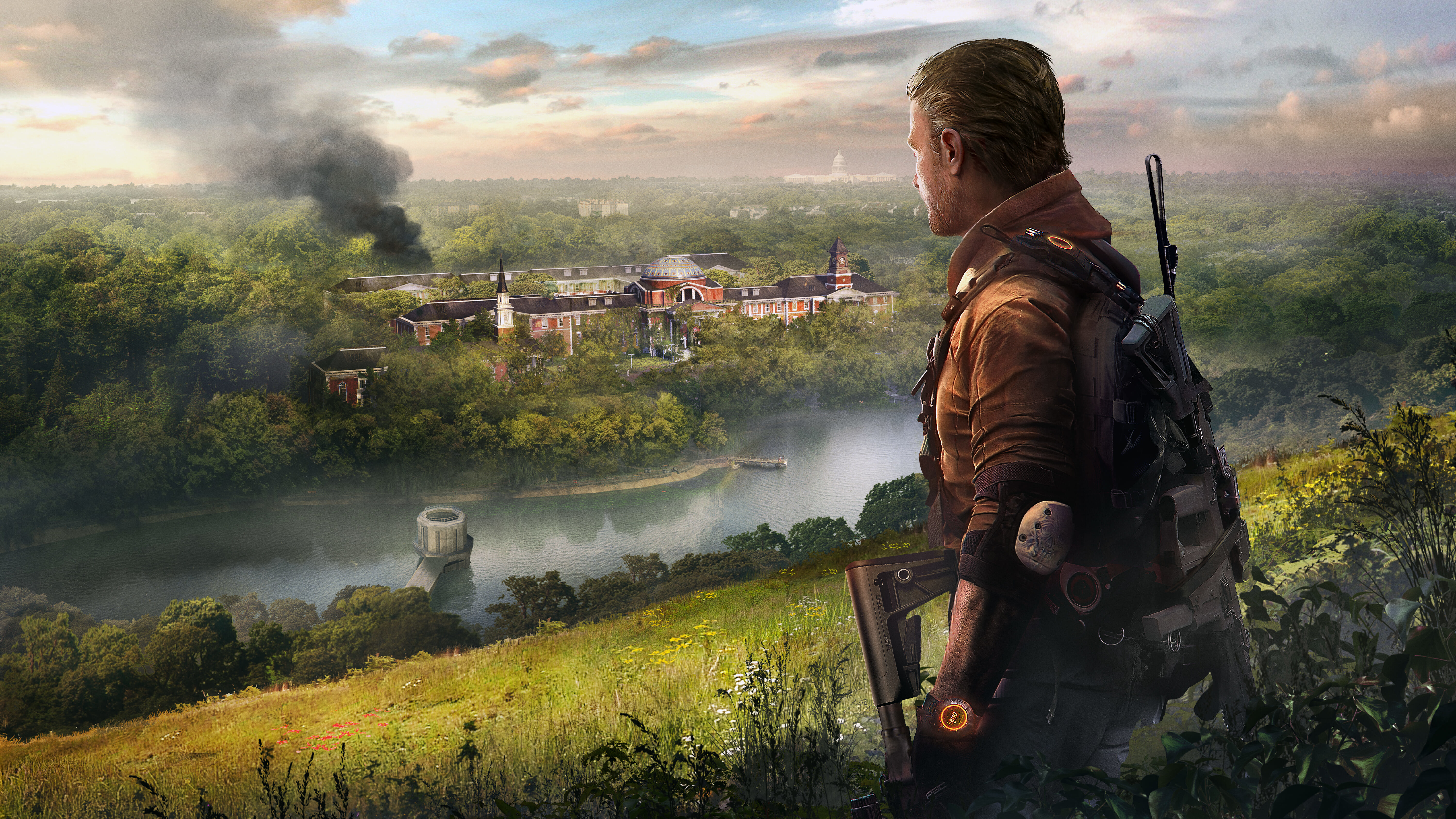 The Division 2 Episode 1 Wallpaper, HD Games 4K Wallpapers ...