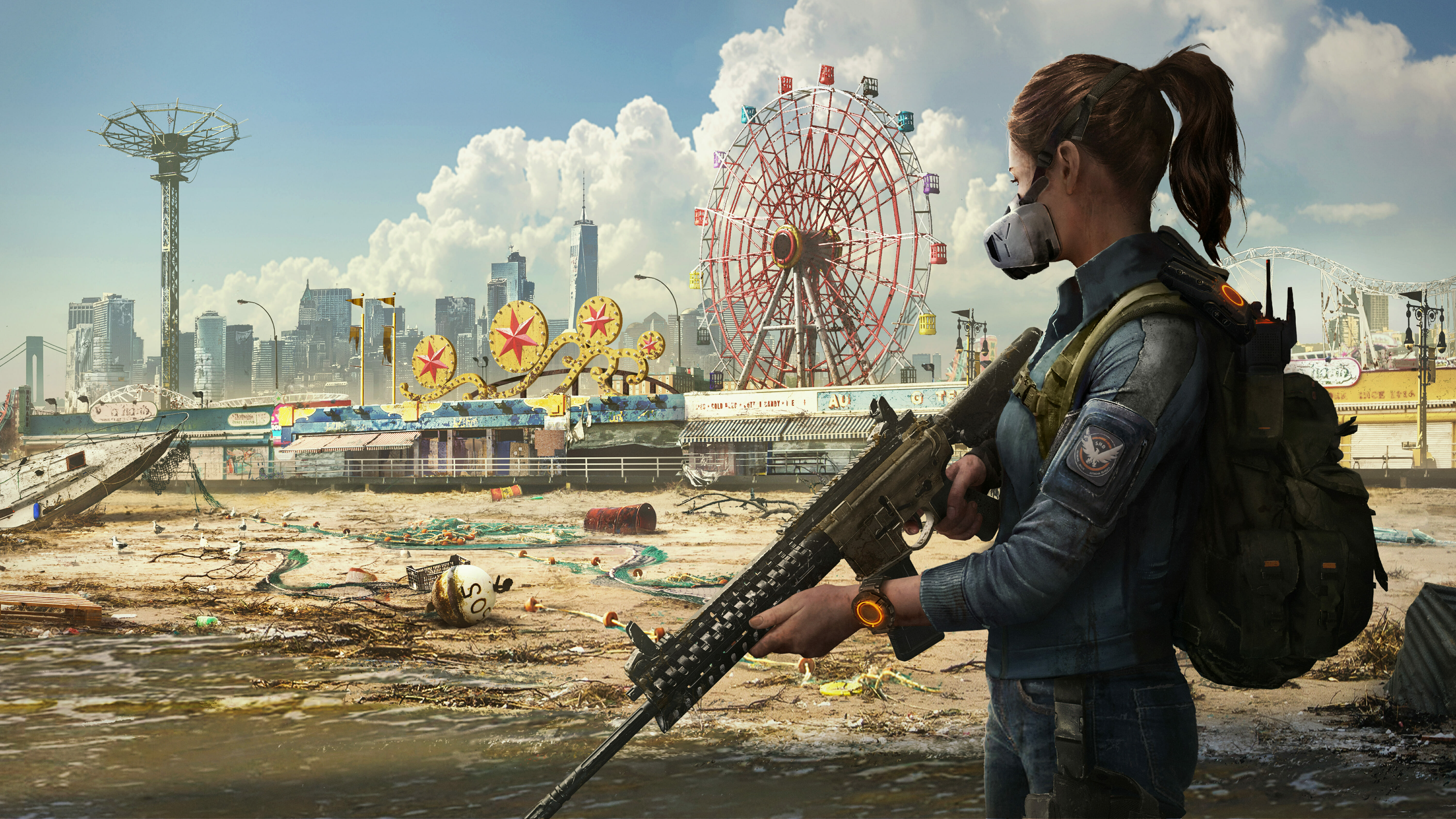 The Division 2 Episode 3 Wallpaper Hd Games 4k Wallpapers Images