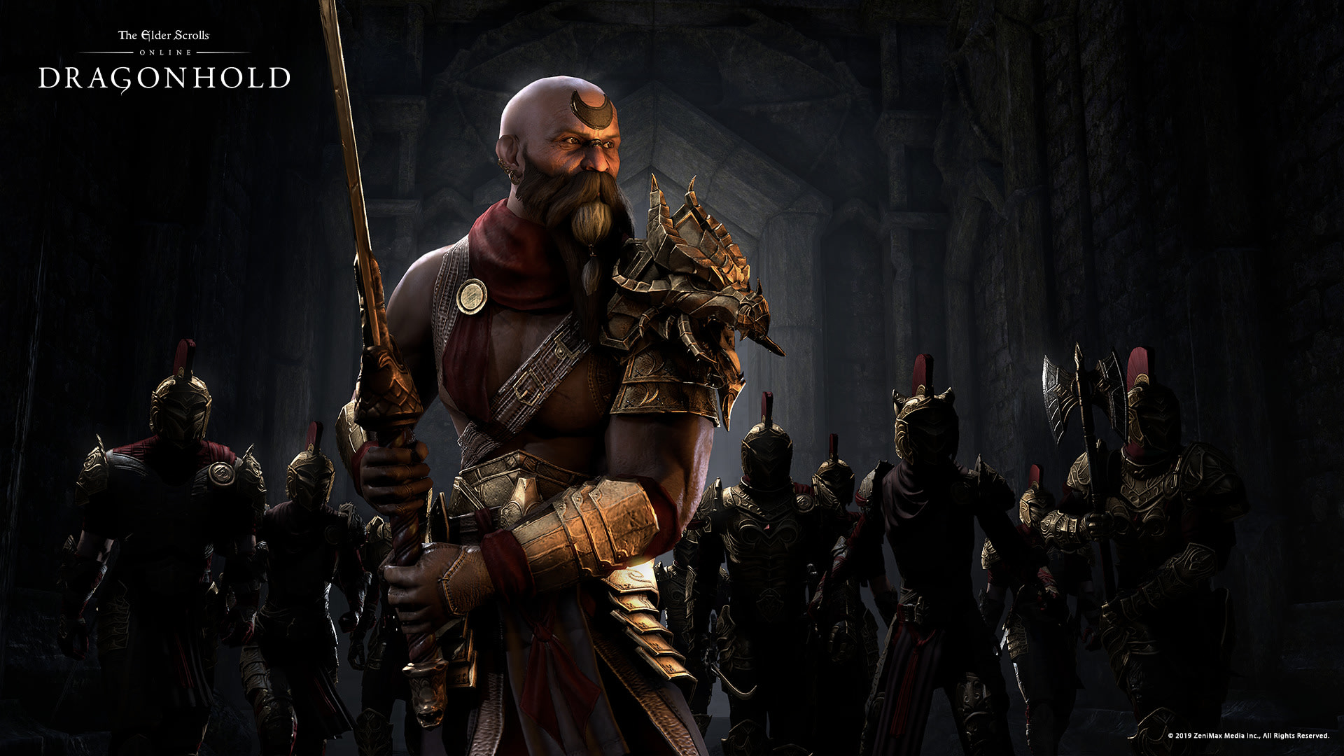 The Elder Scrolls Online Game Wallpaper Hd Games 4k Wallpapers Images Photos And Background