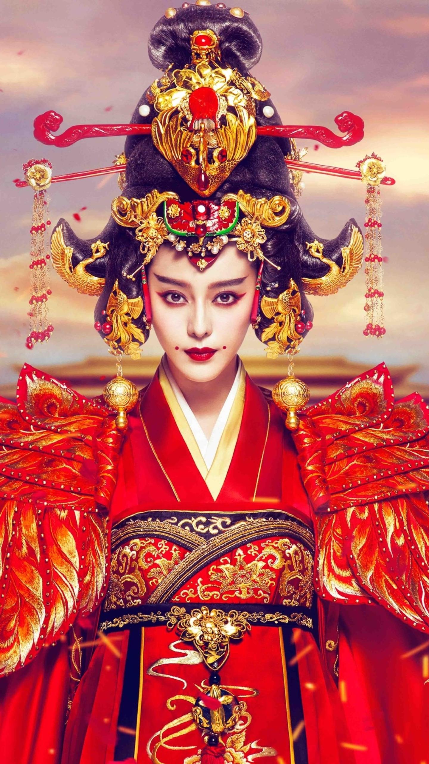 The Empress Of China Fan Bingbing  Hd 4k Wallpaper