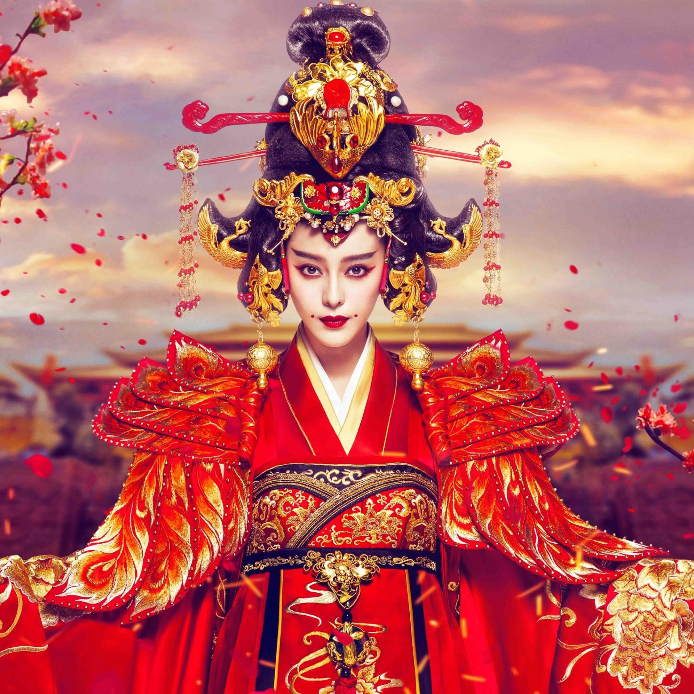 The Empress Of China Fan Bingbing, HD 4K Wallpaper