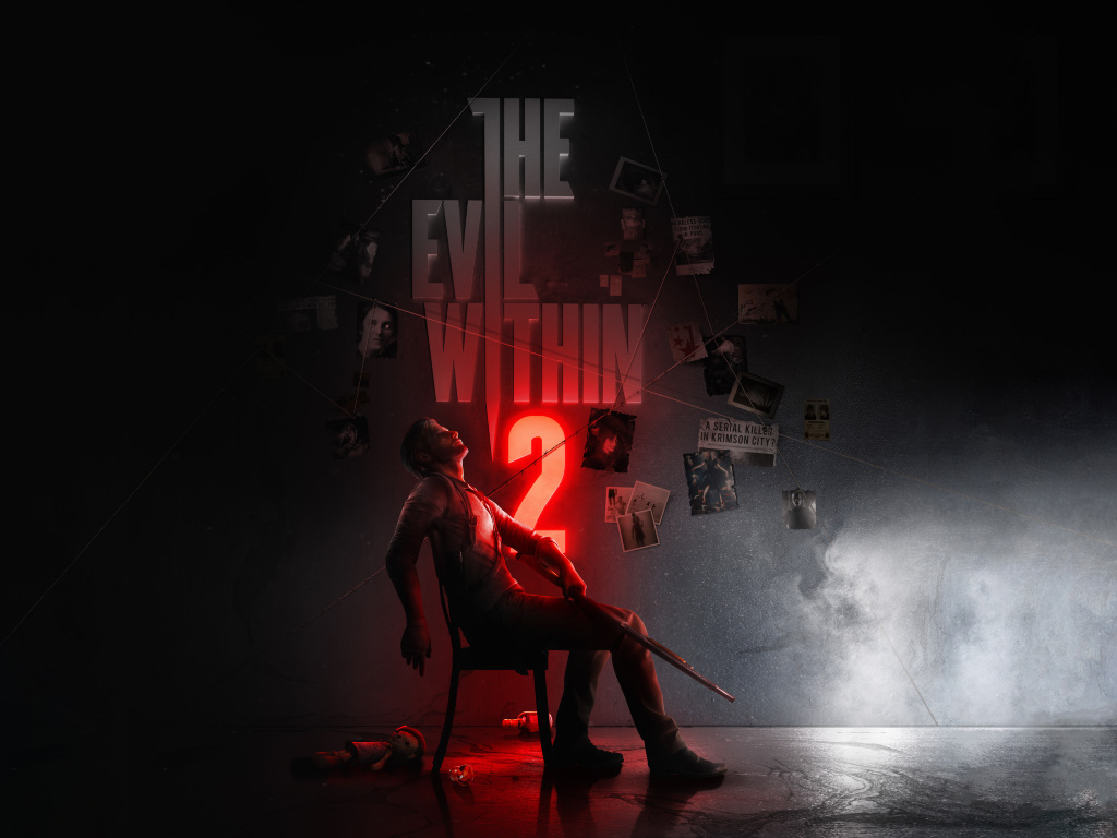 The Evil Within 2 Wallpapers Or Desktop Backgrounds: The Evil Within 2, HD 8K Wallpaper
