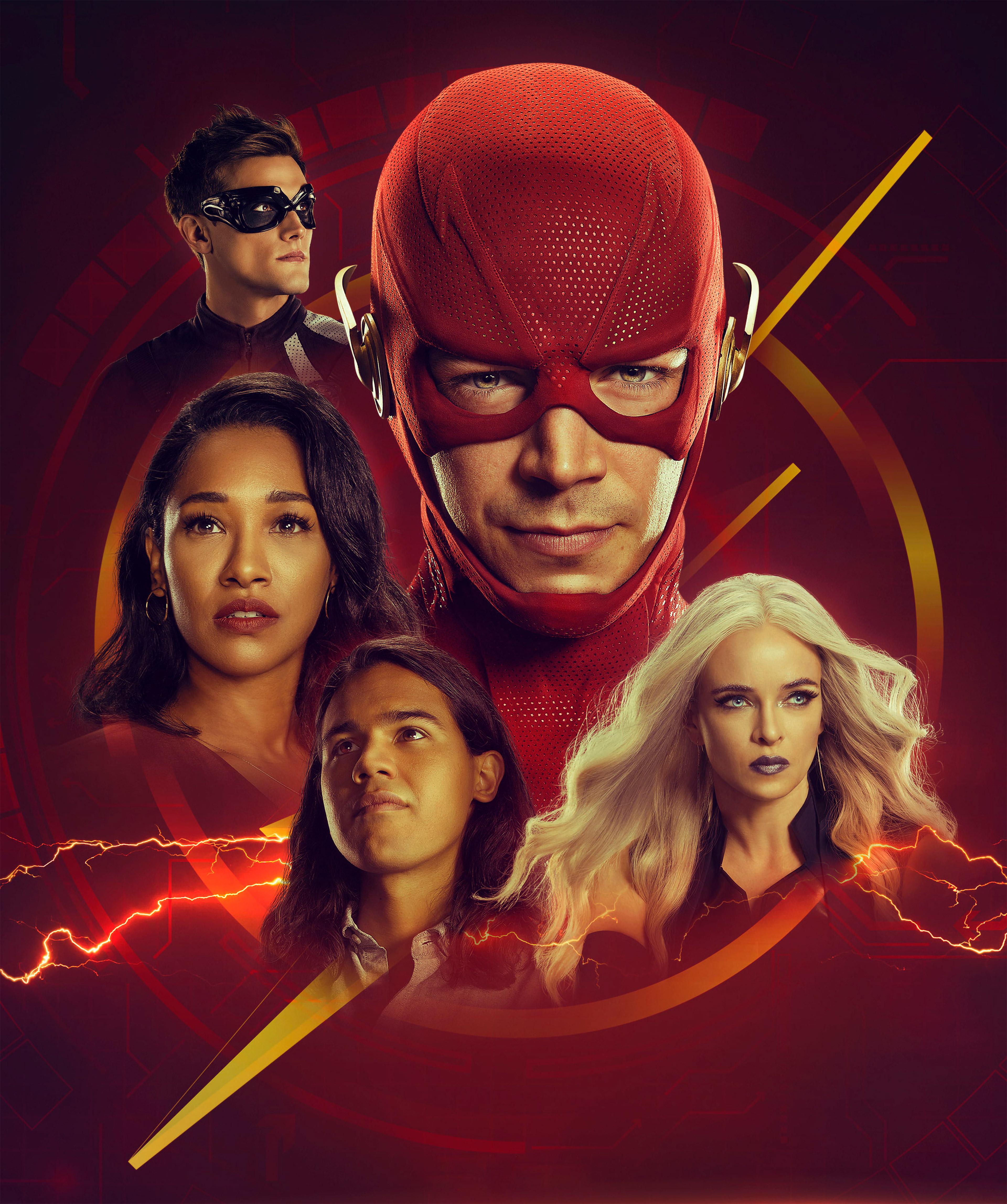 The Flash Season 6 Wallpaper Hd Tv Series 4k Wallpapers Images
