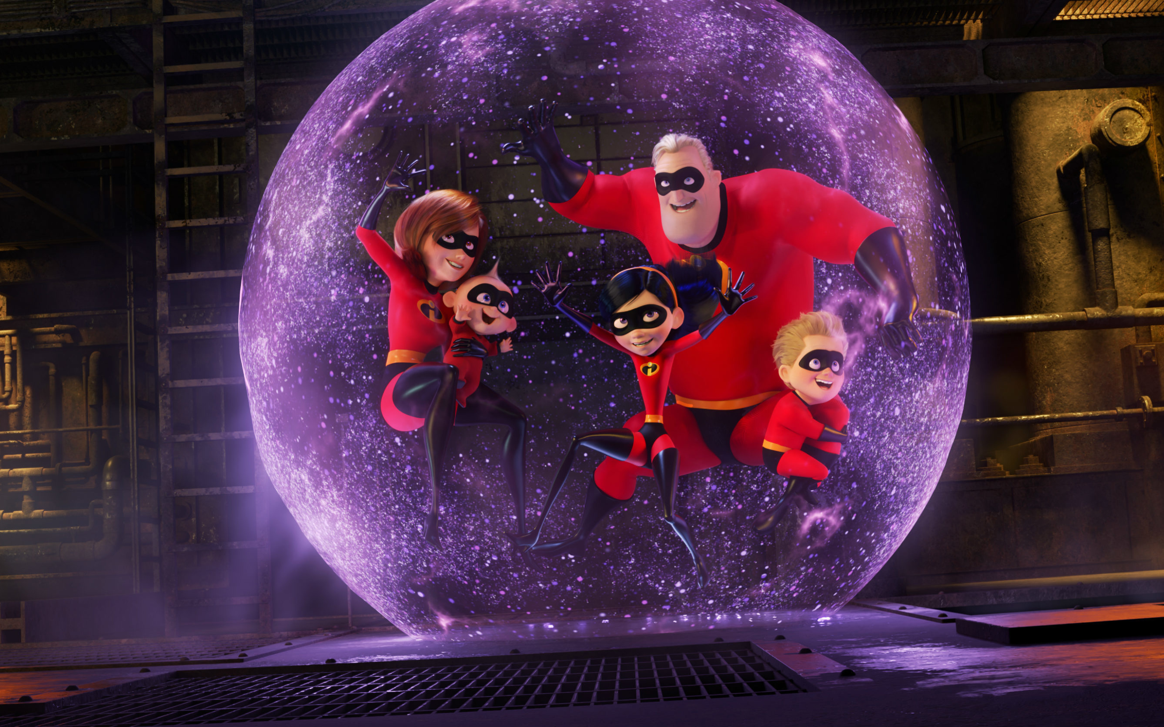 Incredible Ii Wallpaper Free: The Incredibles 2 Movie 2018, HD 4K Wallpaper