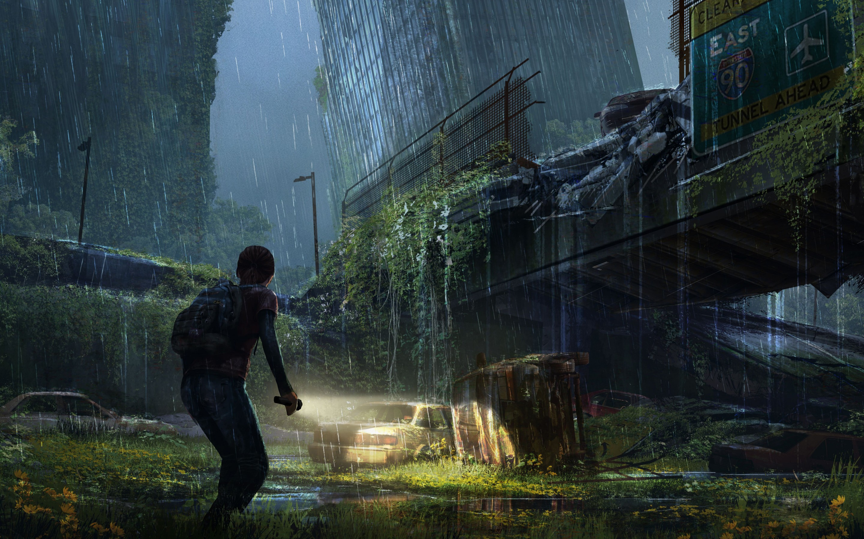 1280x1024 The Last Of Us Apocalypse Girl 1280x1024 Resolution