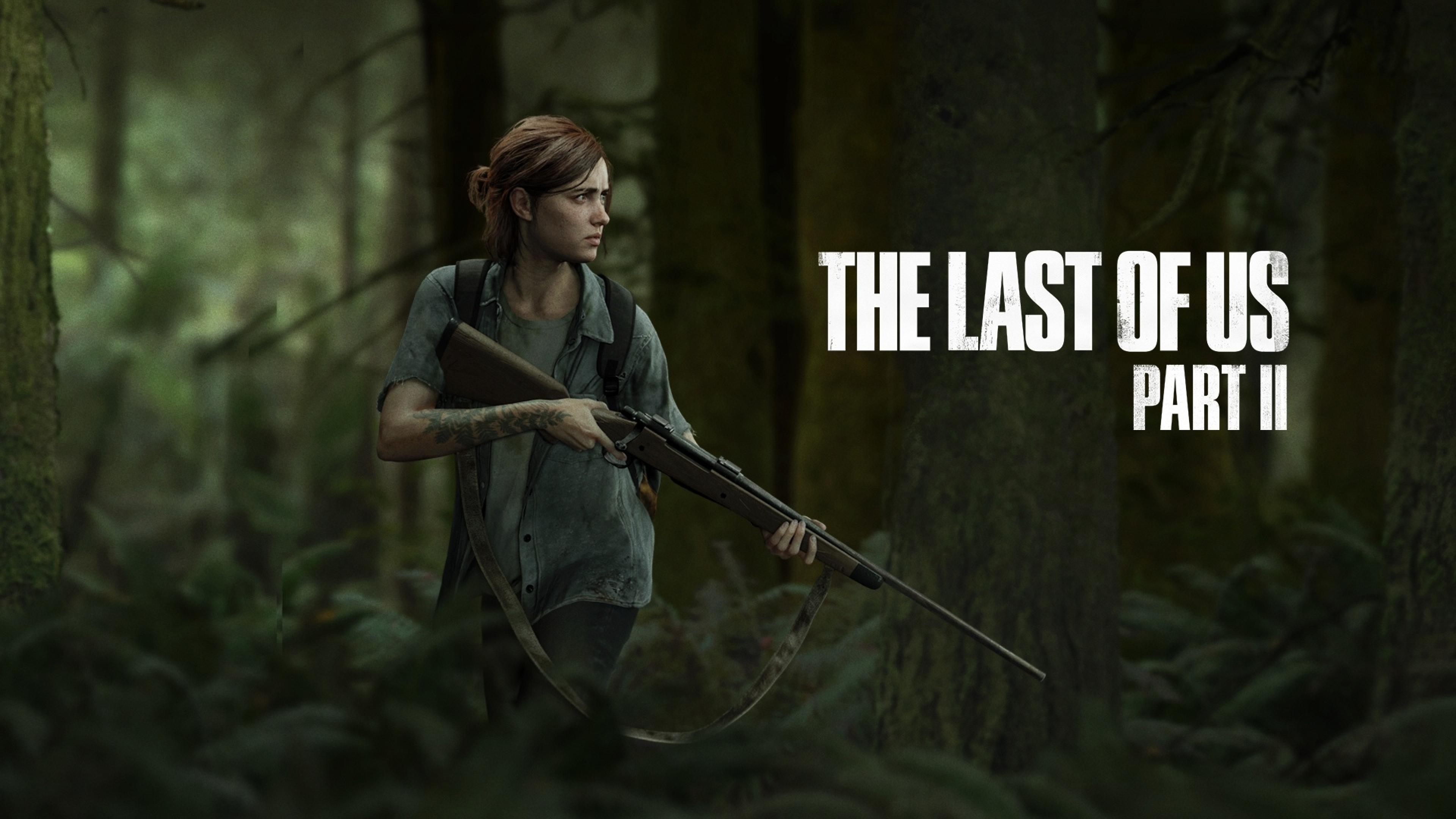3840x2160 The Last of Us Part 2 PS5 4K Wallpaper, HD Games ...