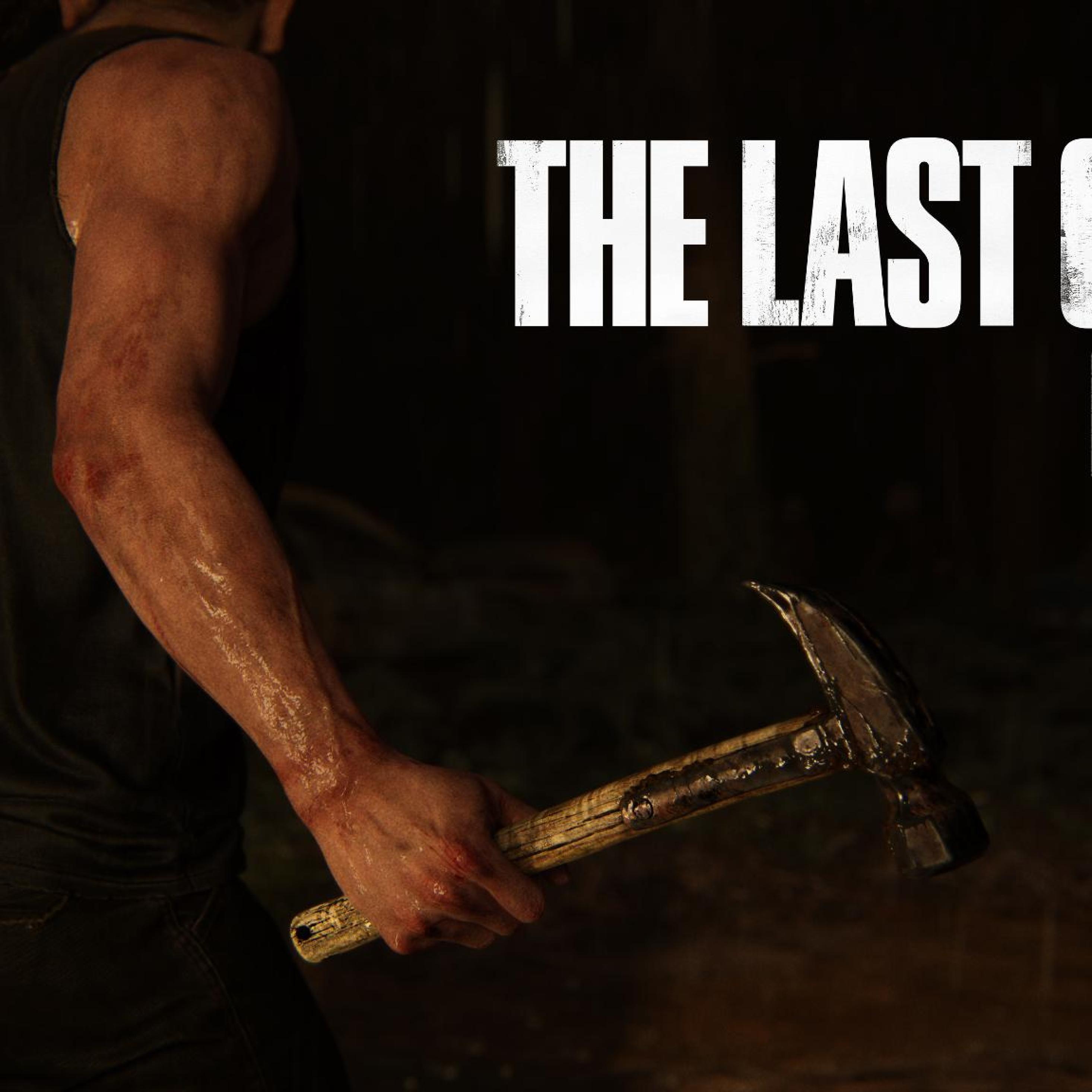 The Last Of Us Part Ii Game, Full HD 2K Wallpaper