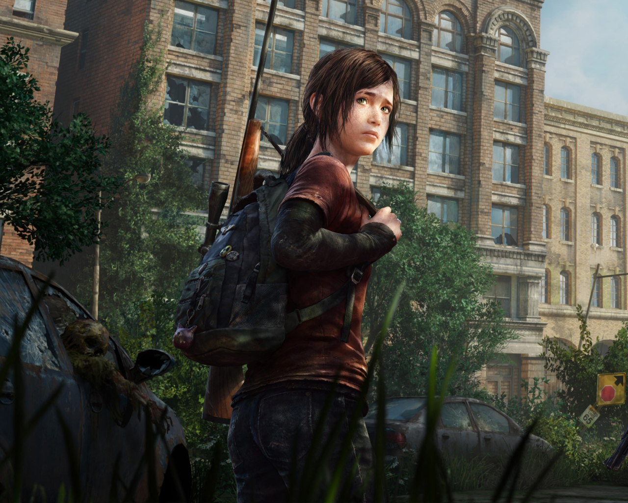 1280x1024 The Last Of Us 1280x1024 Resolution Wallpaper Hd Games