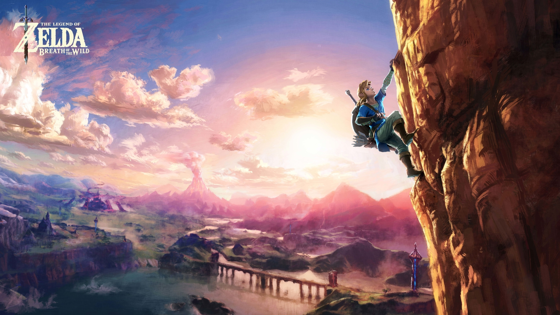 1920x1080 The Legend Of Zelda Breath Of The Wild 8k 1080p Laptop