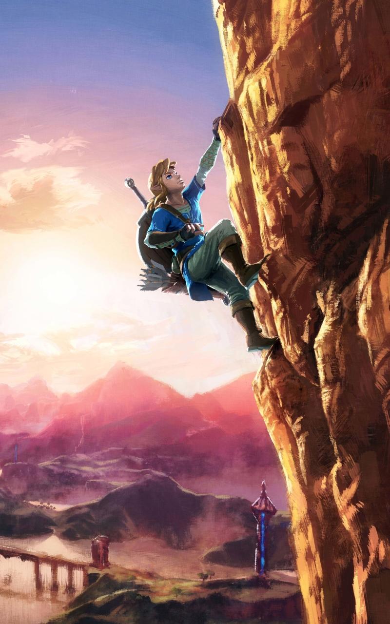 Top 15 Legend Of Zelda Breath Of The Wild Wallpapers 2020 Latest