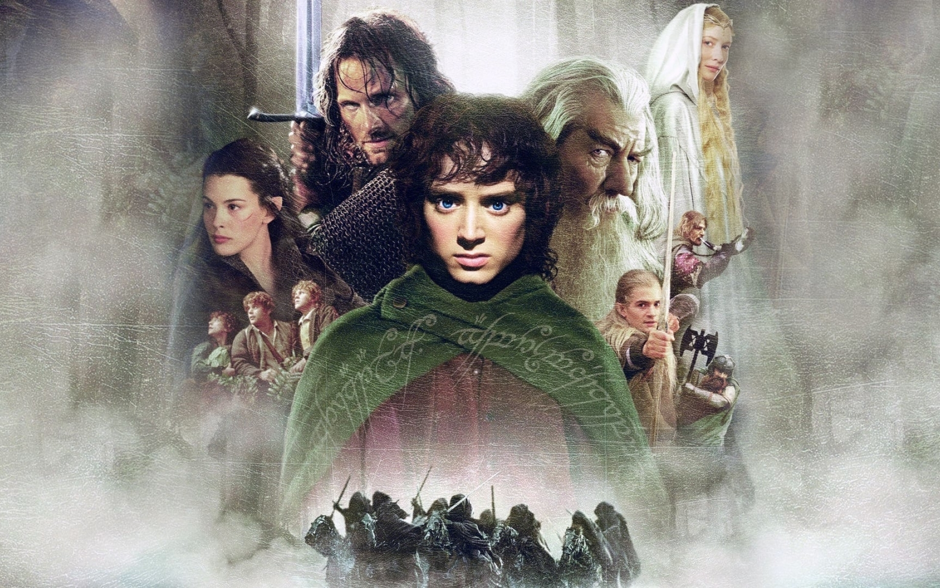 1920x1200 The Lord Of The Rings The Fellowship Of The Ring 1200p