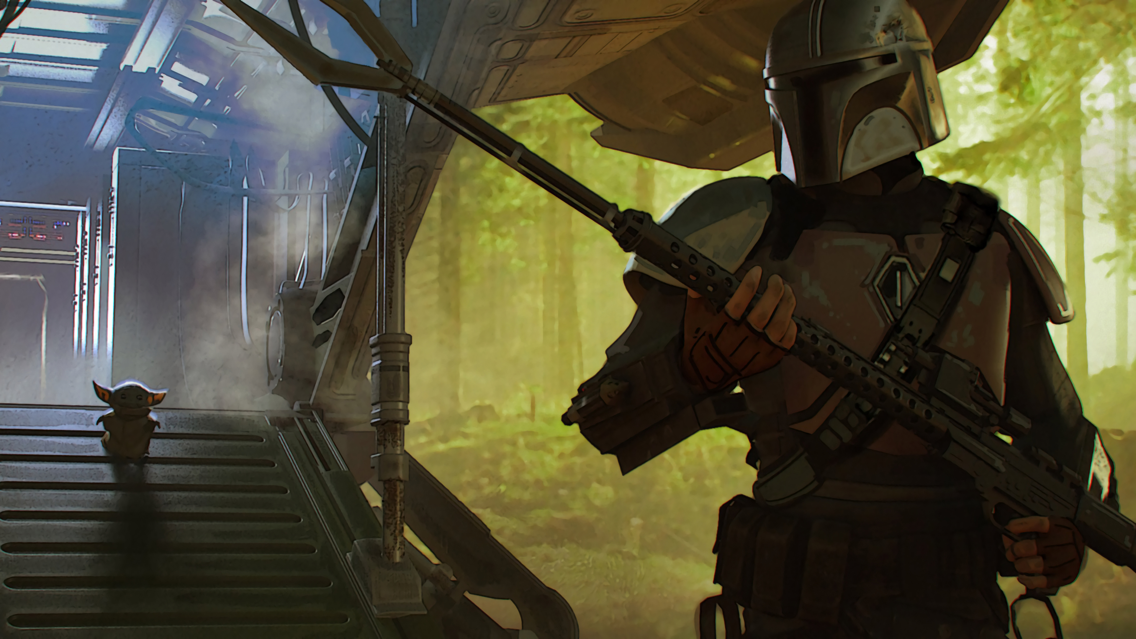 1620x2160 The Mandalorian Chapter 1 1620x2160 Resolution Wallpaper Hd Tv Series 4k Wallpapers Images Photos And Background