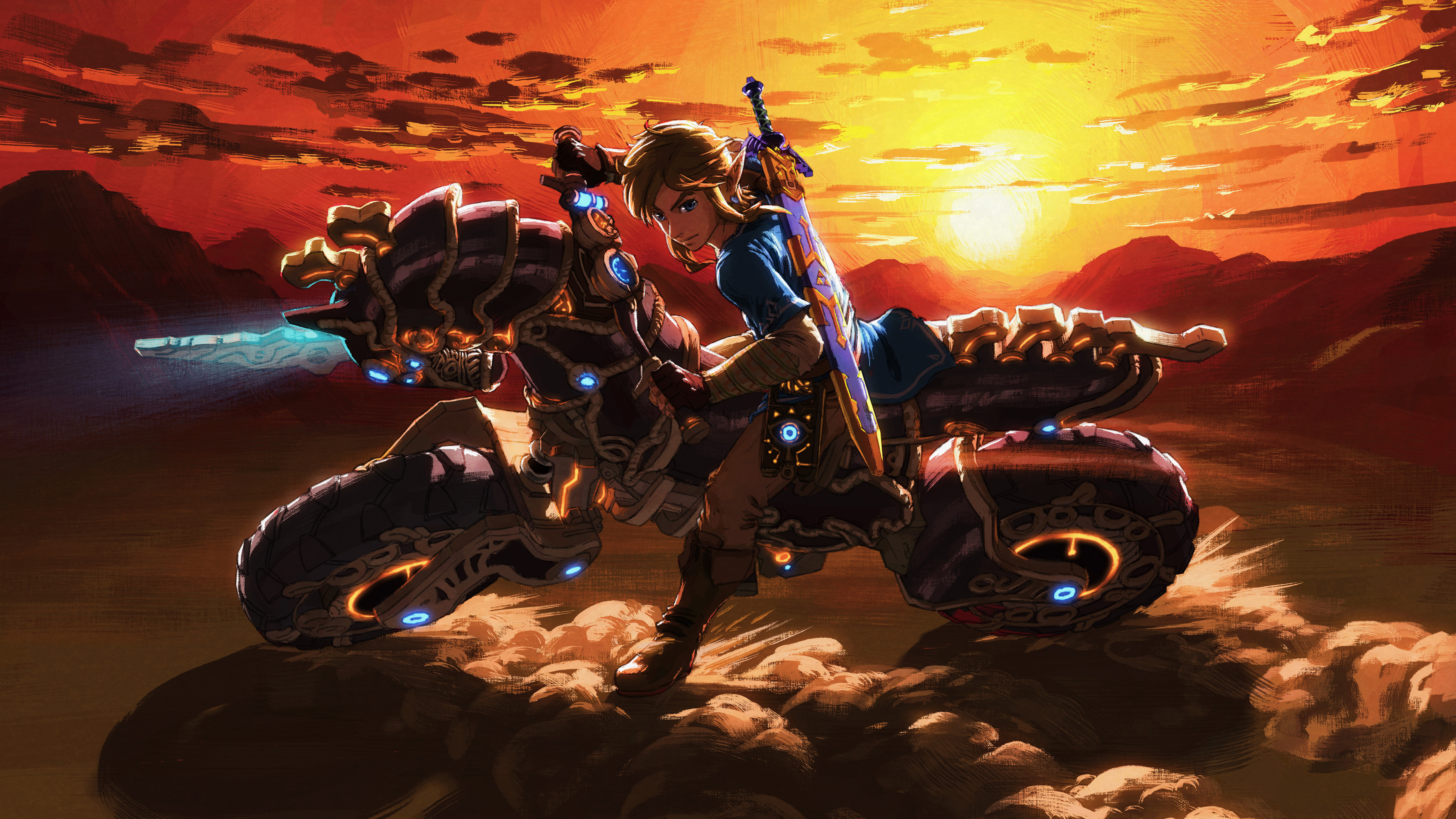 1680x1050 The Master Cycle Zero The Legend Of Zelda Breath Of The Wild 1680x1050 Resolution Wallpaper Hd Games 4k Wallpapers Images Photos And Background