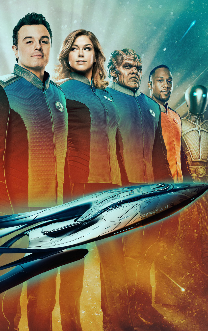 The Orville Hd 4k Wallpaper