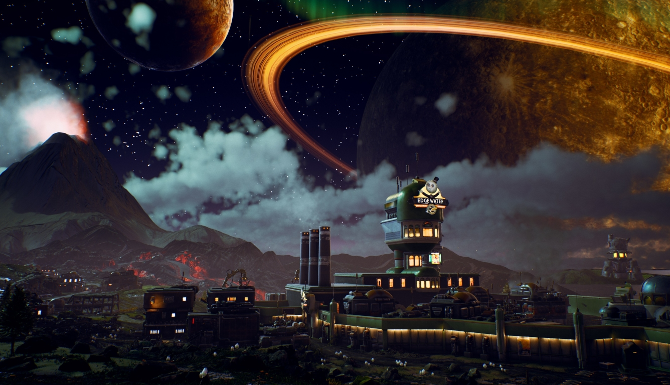 1336x768 The Outer Worlds 4k HD Laptop Wallpaper, HD Games ...