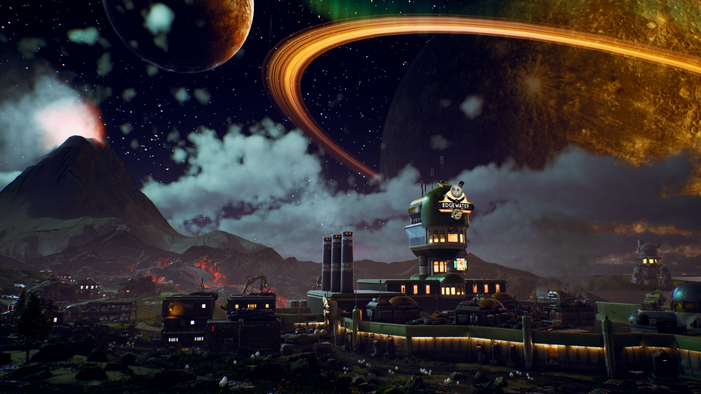 1366x768 The Outer Worlds 4k 1366x768 Resolution Wallpaper ...