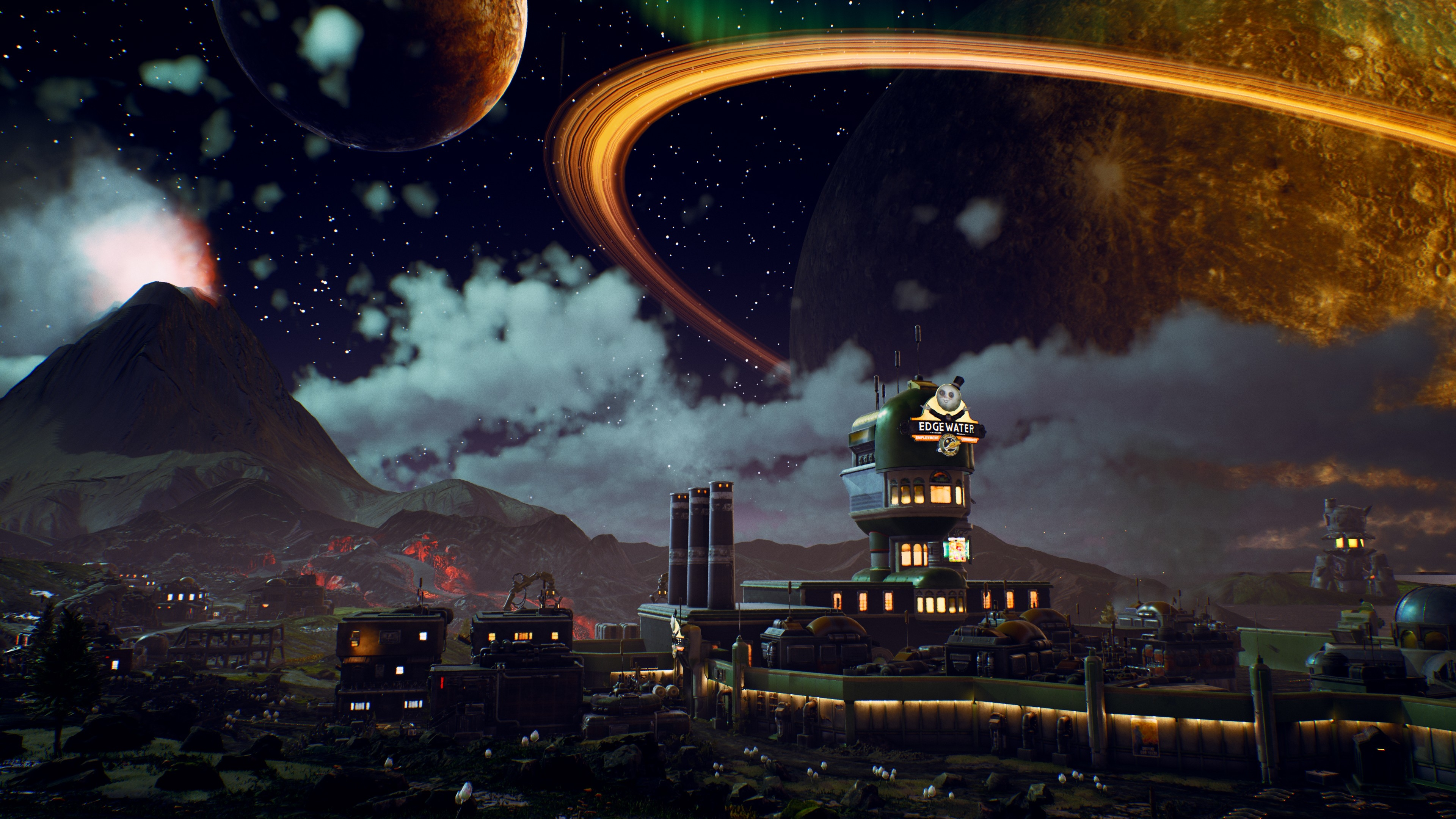 2560x1440 The Outer Worlds 4k 1440P Resolution Wallpaper ...