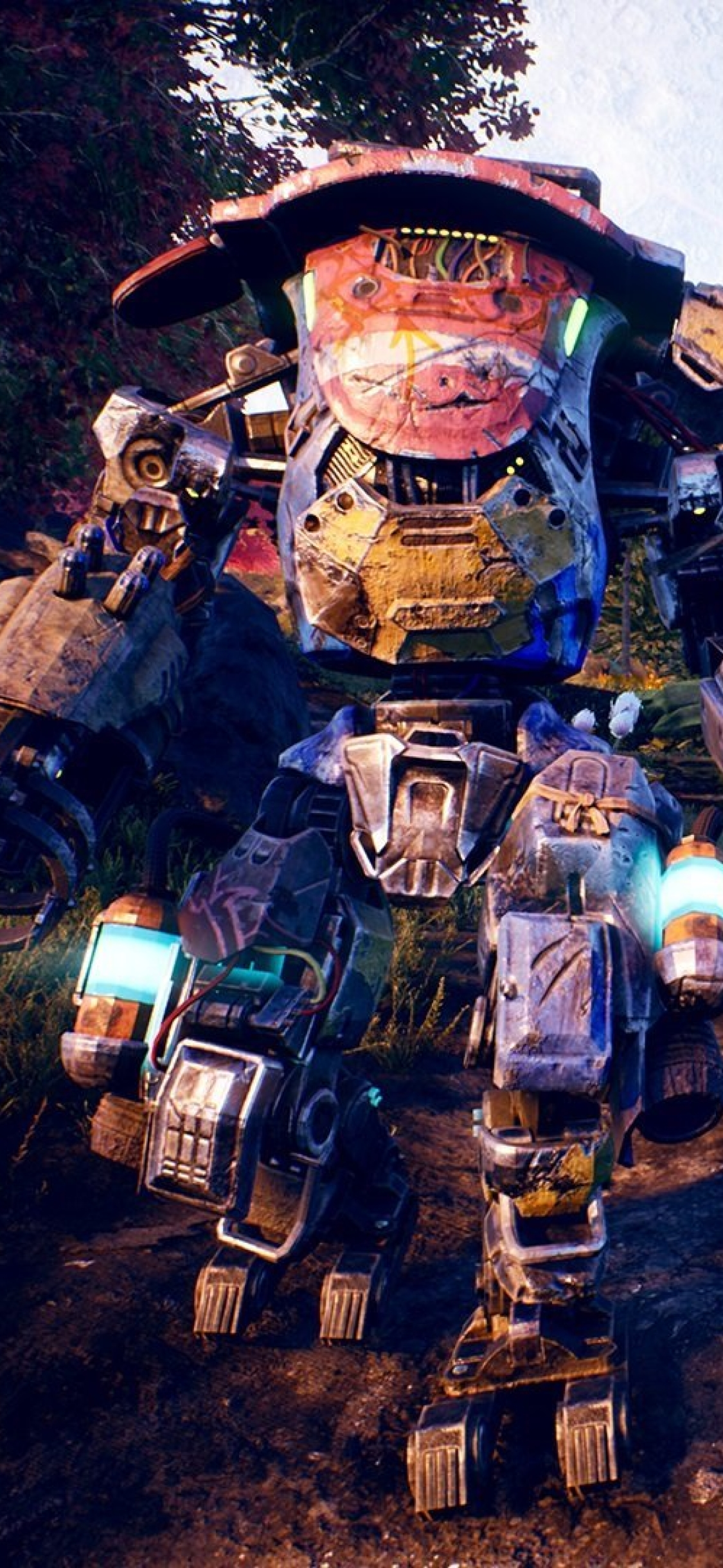 1125x2436 The Outer Worlds Game Iphone XS,Iphone 10,Iphone ...