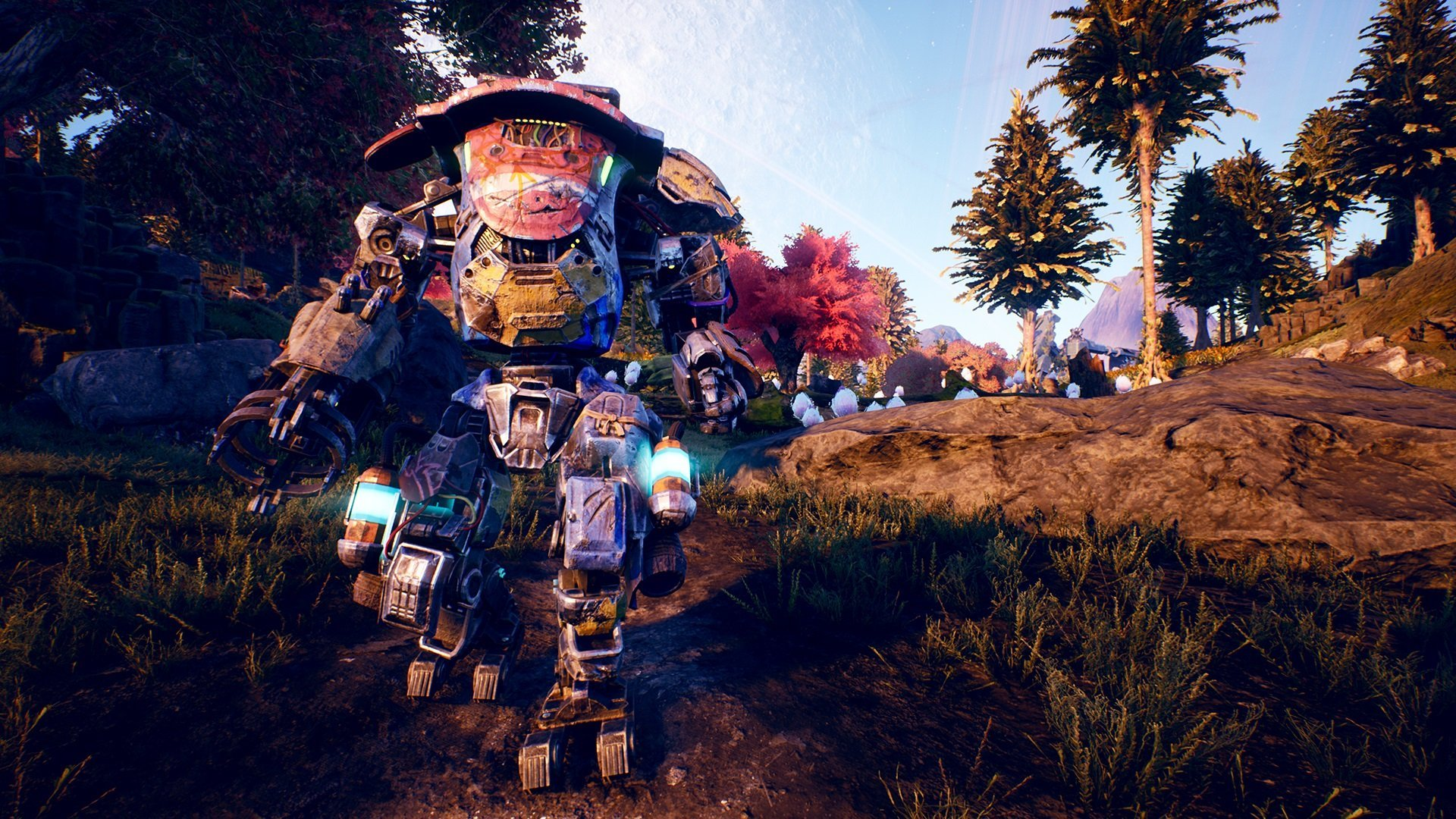 The Outer Worlds Game Wallpaper, HD Games 4K Wallpapers ...