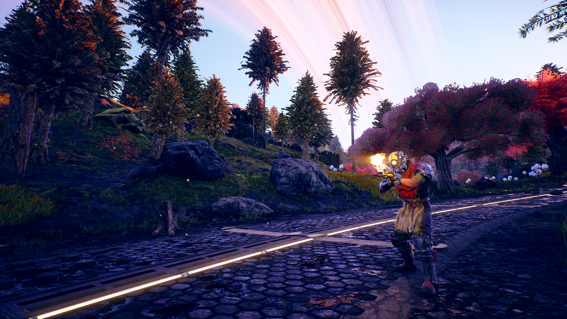 The Outer Worlds Wallpaper Hd Games 4k Wallpapers Images Photos