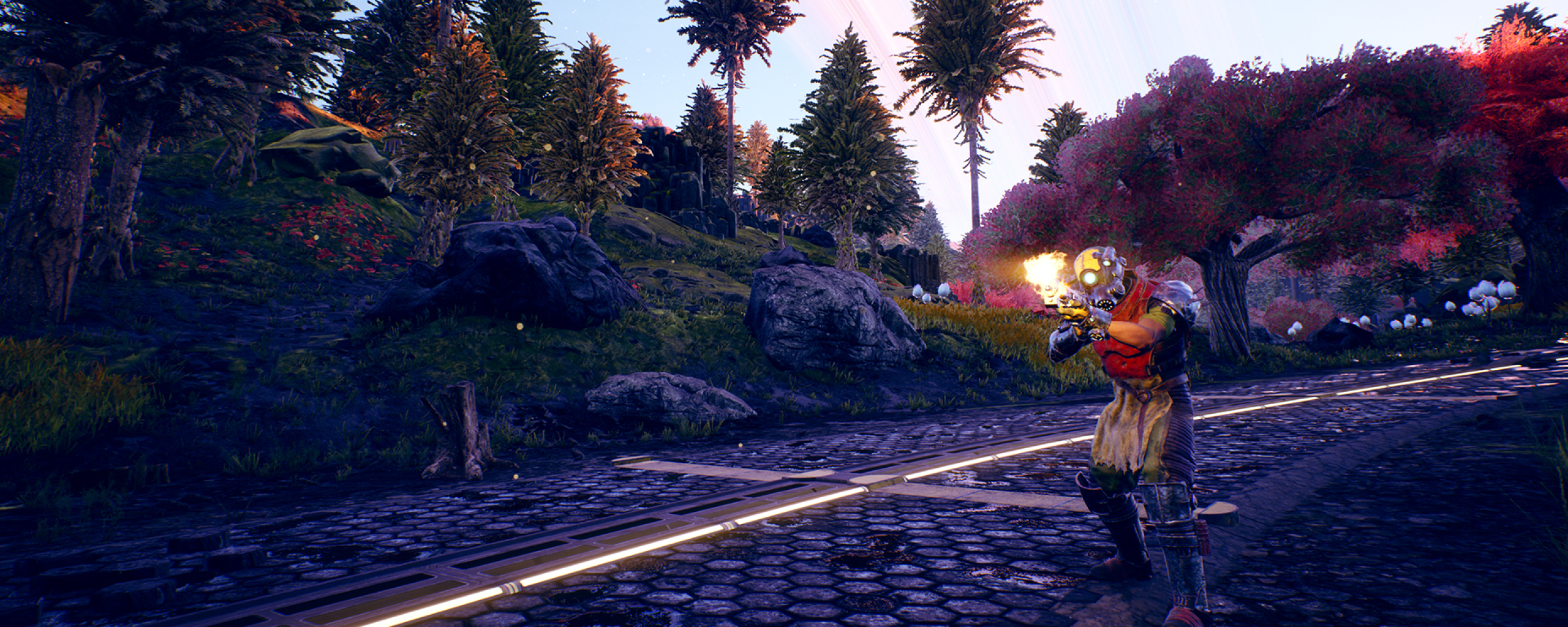 2560x1024 The Outer Worlds 2560x1024 Resolution Wallpaper ...
