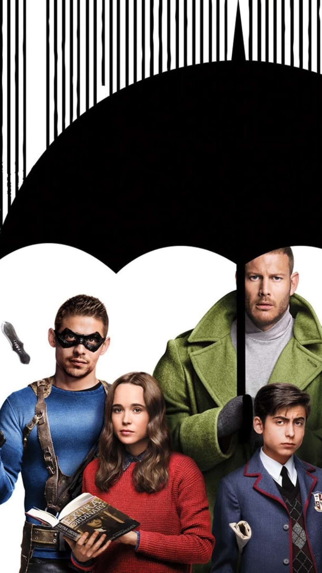 1080x1920 The Umbrella Academy 2019 Iphone 7 6s 6 Plus And Pixel Xl One Plus 3 3t 5 Wallpaper Hd Tv Series 4k Wallpapers Images Photos And Background